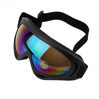 Motorfiets fiets Suv bril oog slijtage road racing skibril bril