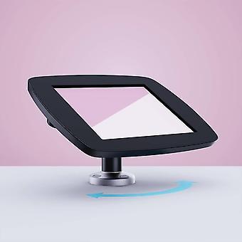 """Tablet computer docks stands swivel desk tablet security enclosure 20.1 Cm 7.9"""" Black"""