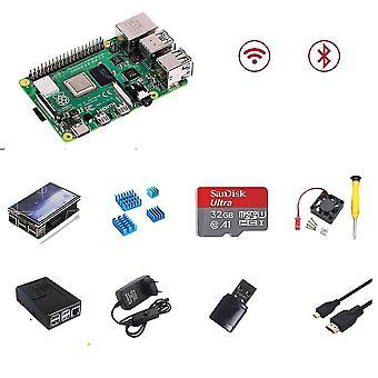 Raspberry Pi 4 4gb starter kit érintőképernyővel