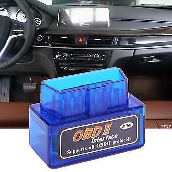 Mini Elm327 Obd2 Ii Bluetooth Diagnostic Voiture Auto Interface Scanner Outil