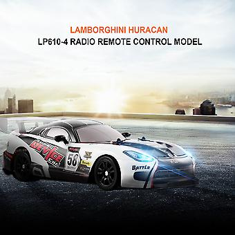 1/16 27mhz Drifting Remote Control Car On Road Racing Rtr Rc Vehicle Toys