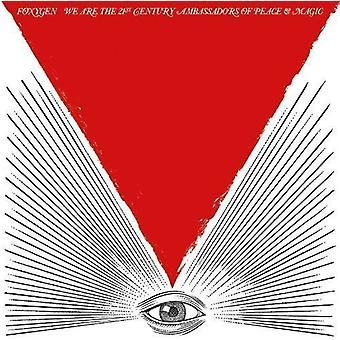 Foxygen - We Are de 21ste eeuw ambassadeurs van P [Vinyl] USA importeren