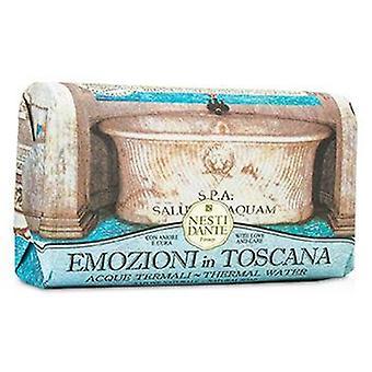 Nesti Dante Emozioni In Toscana naturel savon - eau thermale - 250g / 8,8 oz