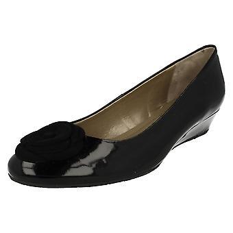 Ladies Van Dal Smart Slip på skor Gabriel