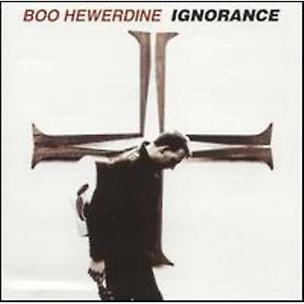 Boo Hewerdine - importación de USA de ignorancia [CD]