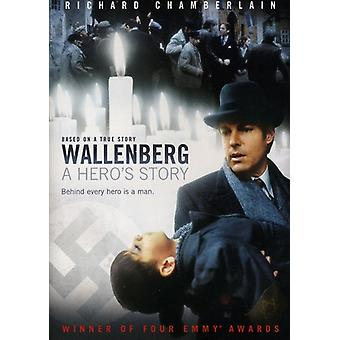 Wallenberg: A Hero's Story [DVD] USA import
