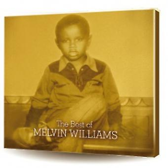 Melvin Williams - Best of Melvin Williams [CD] USA import