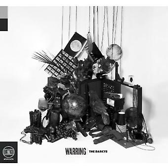 Darcys - Warring [CD] USA import