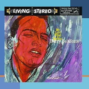 Harry Belafonte - My Lord What a Mornin' [CD] USA import