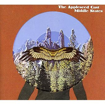 Appleseed Cast - Middle States EP [CD] USA import