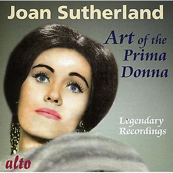 Joan Sutherland - arte de la importación de los E.e.u.u. Prima Donna [CD]