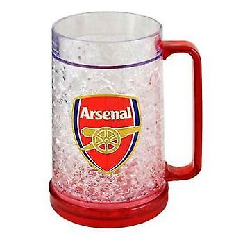Arsenal Freezer Becher