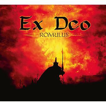 Ex Deo - Romulus [CD] USA import