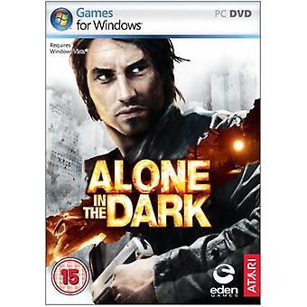 Ensam i mörkret (PC DVD)-ny