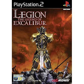 Legion Die Legende von Excalibur - Wie neu