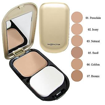 2 x Max Factor Facefinity Compact Foundation 10g - Choose Your Shade