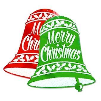 Сверкали Рождественские колокола знаки