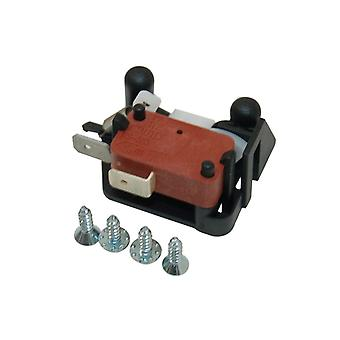 White Knight (Crosslee) Tumble Dryer Door Microswitch Assembly