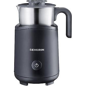 Severin SM 9495 9495 induktion mælkeskummer sort, rustfrit stål 500 W