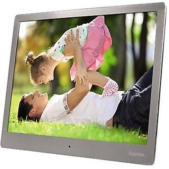 Hama 95276 Digital photo frame 25.4 cm 10 inch 1024 x 768 p 4 GB Silver