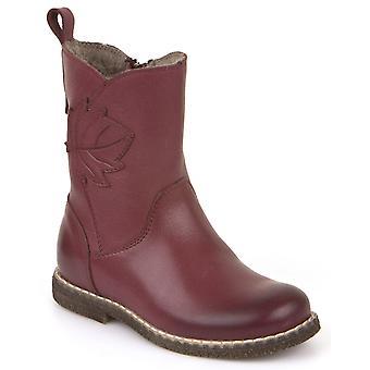 Froddo Girls G3160086-2 Boots Bordeaux