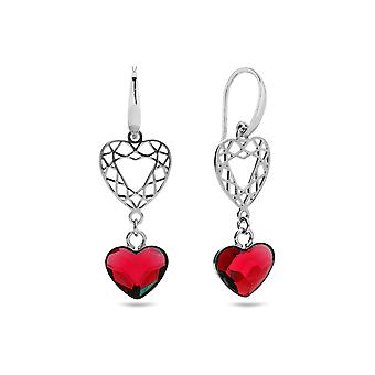 Earrings Ajour Heart