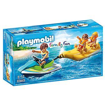 Playmobil 6980 Jetski Banaan