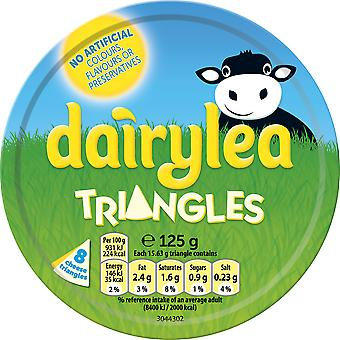 Dairylea Soft Cheese Spread Triangles