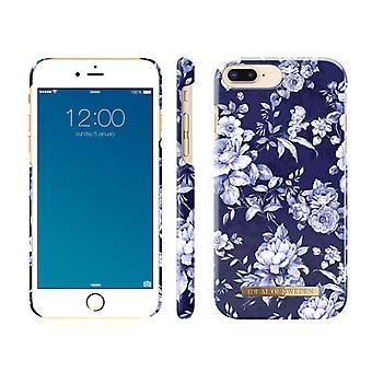 iDeal af Sverige iPhone 6/6S/7/8 plus Shell-SAILOR BLUE BLOOM