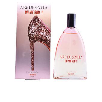 Aire Sevilla Aire De Sevilla Oh My God Edt Spray 150 Ml For Women