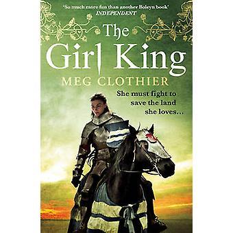 Tyttö King on Meg vaatekauppias - 9780099553137 kirja