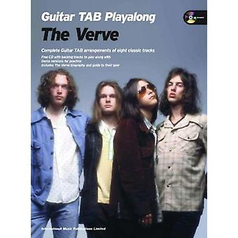 The Verve Guitar Playalong by The Verve - 9780571524693 Book
