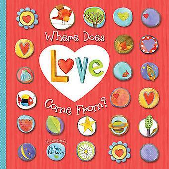 من أين يأتي الحب؟ قبل ميلينا كيركوفا-كتاب 9781449428846