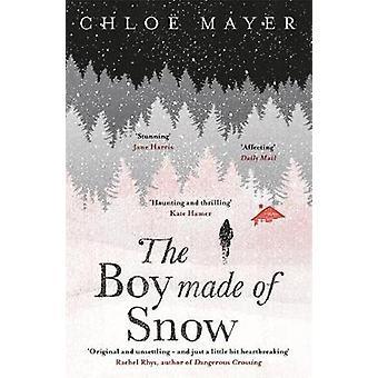 El muchacho hizo de nieve por el muchacho de nieve - libro 9781474604819