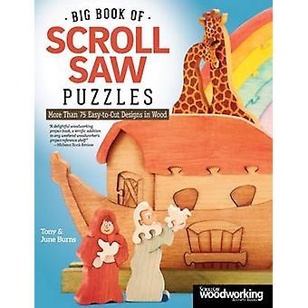 Stora boken av Scroll såg pussel - mer än 75 lätt-till-Cut mönster i W