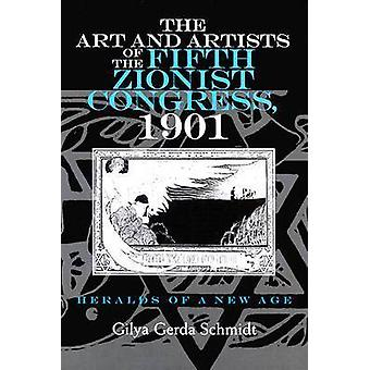 The Art and Artists of the Fifth Zionist Congress - 1901 - Heralds of