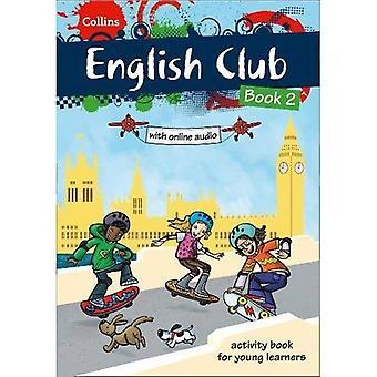 Collins engelska klubben 2 (Paperback och CD ROM)