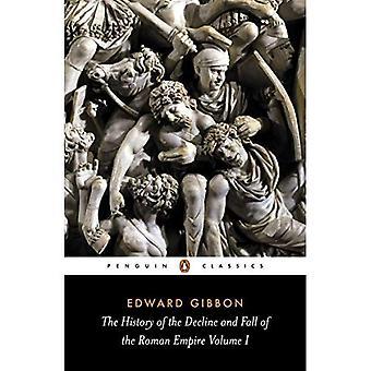 Historia Zmierzch i upadek Cesarstwa Rzymskiego: v. 1 (Penguin Classics)
