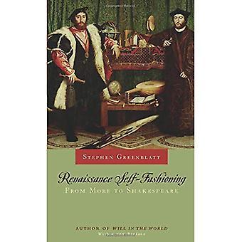 Renacimiento Self-fashioning: Más a Shakespeare