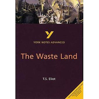 La terre vaine (Notes de York avancés)