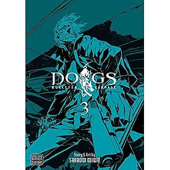 Hunde: Kugler og blodbad bind 3 (hunde