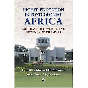 Ensino superior na África pós-colonial: paradigmas de desenvolvimento, declínio e dilemas