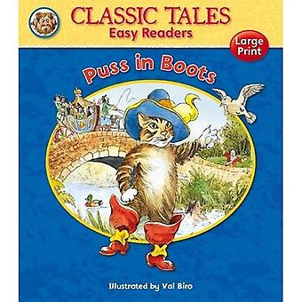 Puss in Boots (contes classiques Easy Readers)