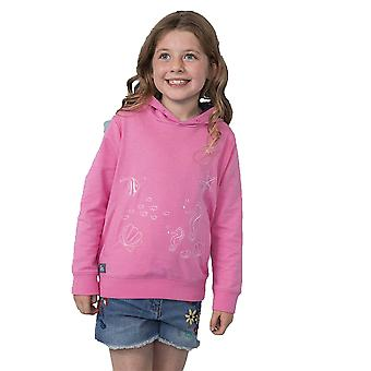 Lighthouse Lily Girls Hoodie Sweet Pea