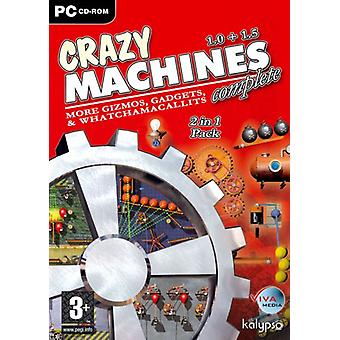 Crazy Machines Complete 1 (PC CD) - Nowość