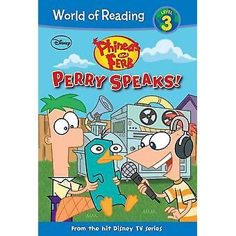 Perry Speaks! by Ellie O'Ryan - 9781614792703 Book