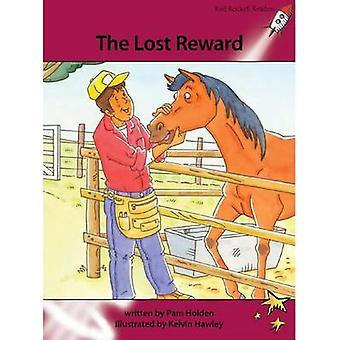 The Lost Reward by Pam Holden - Kelvin Hawley - 9781877506833 Book
