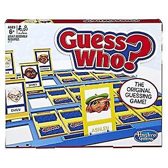 Hasbro gissa vem spel