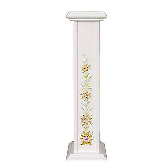 Decorated Planters Column