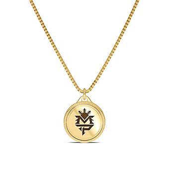 Manny Pacquiao Pendant Necklace Design by BIXLER